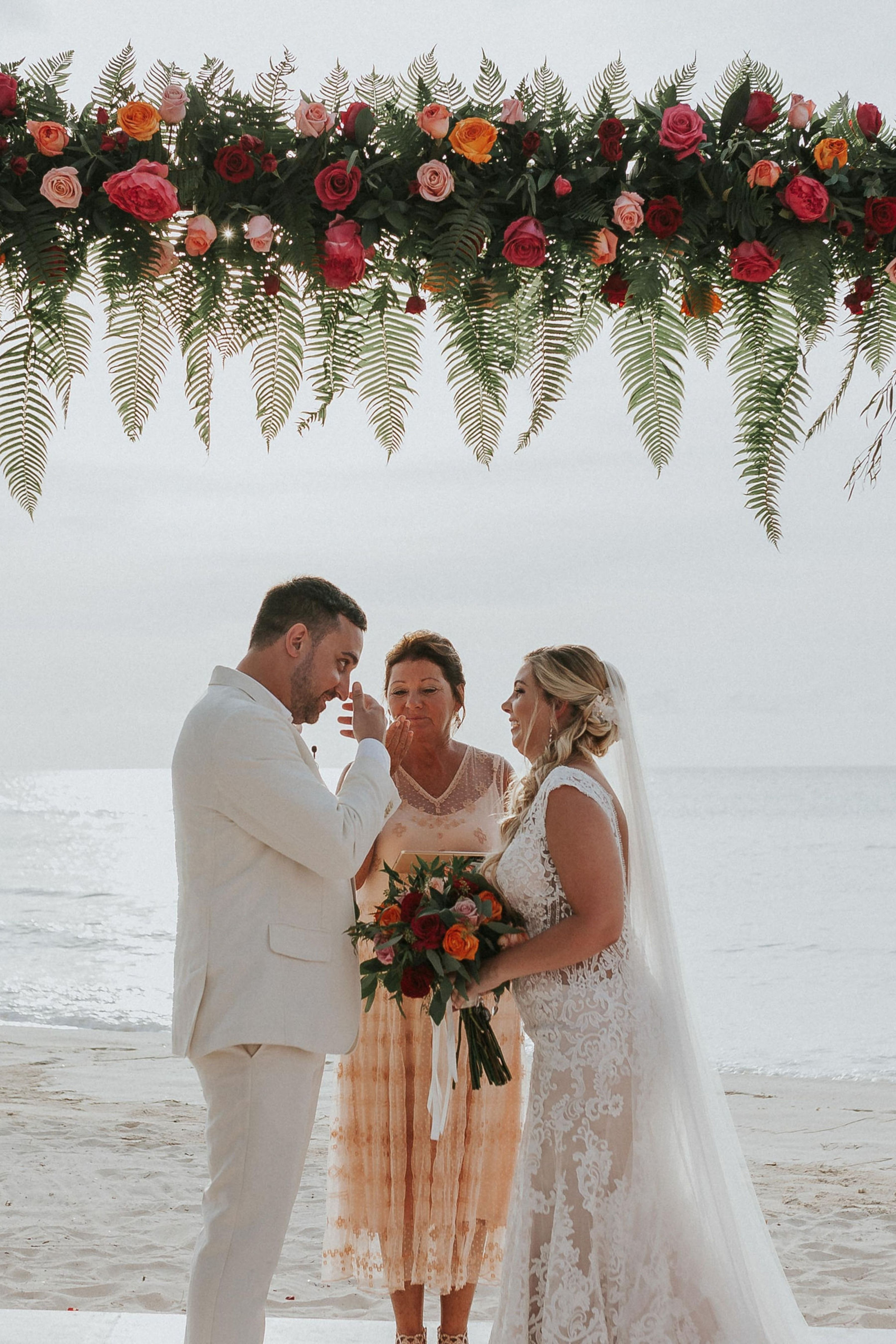 There Is Nothing Better Than Having A Gorgeous Oceanside Wedding