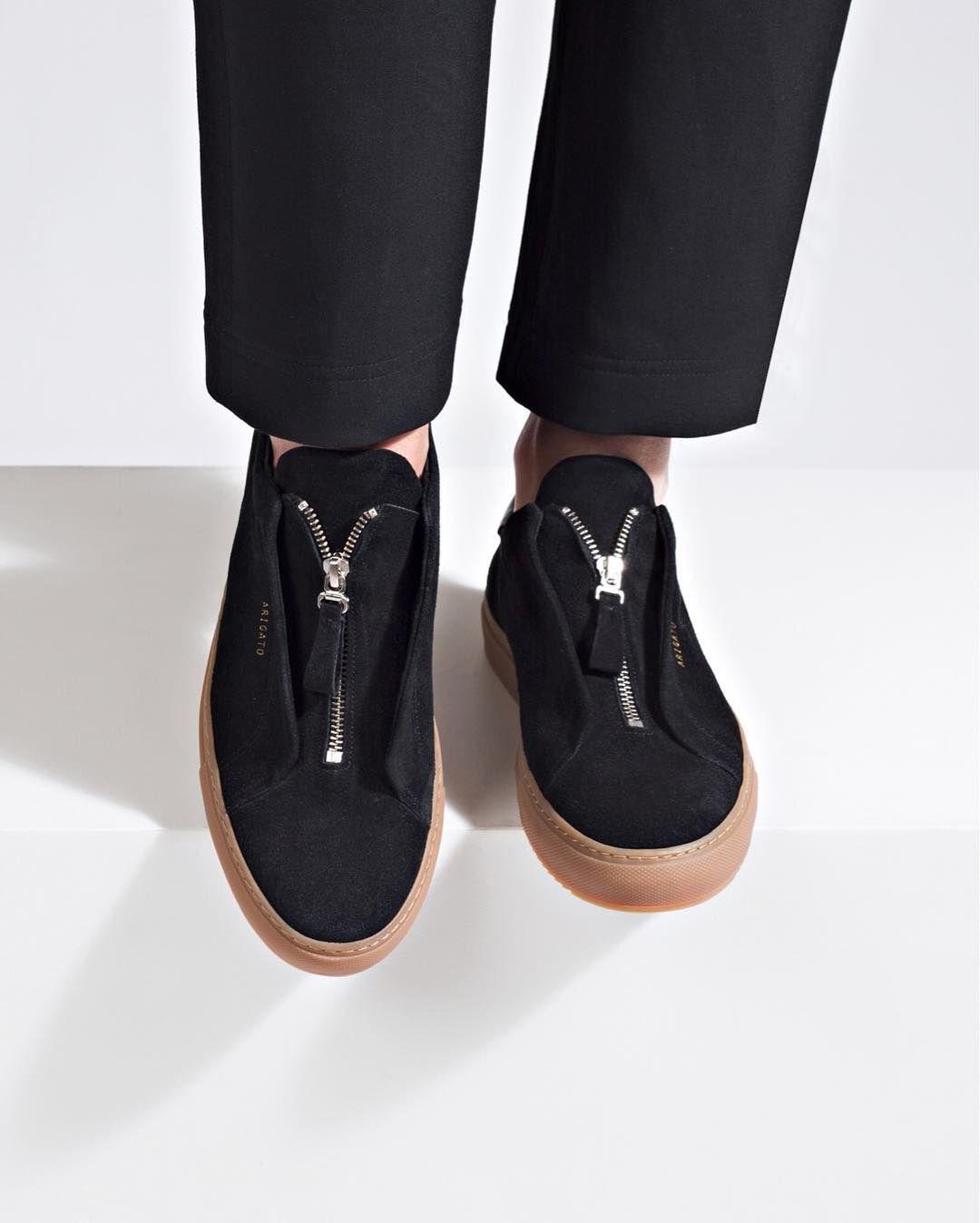 Axel Arigato Clean 90 Zip   www.axelarigato.com    axelarigato  shoes   sneakers  suede  handcrafted d810993abee9