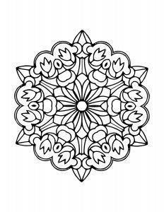 Kostenloses Mandala Indisches Mandala 7 Viele Kosenlose Ausmalbilder Und Mandala Zum Ausdrucken Www Mandala Zum Ausdrucken Mandalas Zum Ausdrucken Ausdrucken