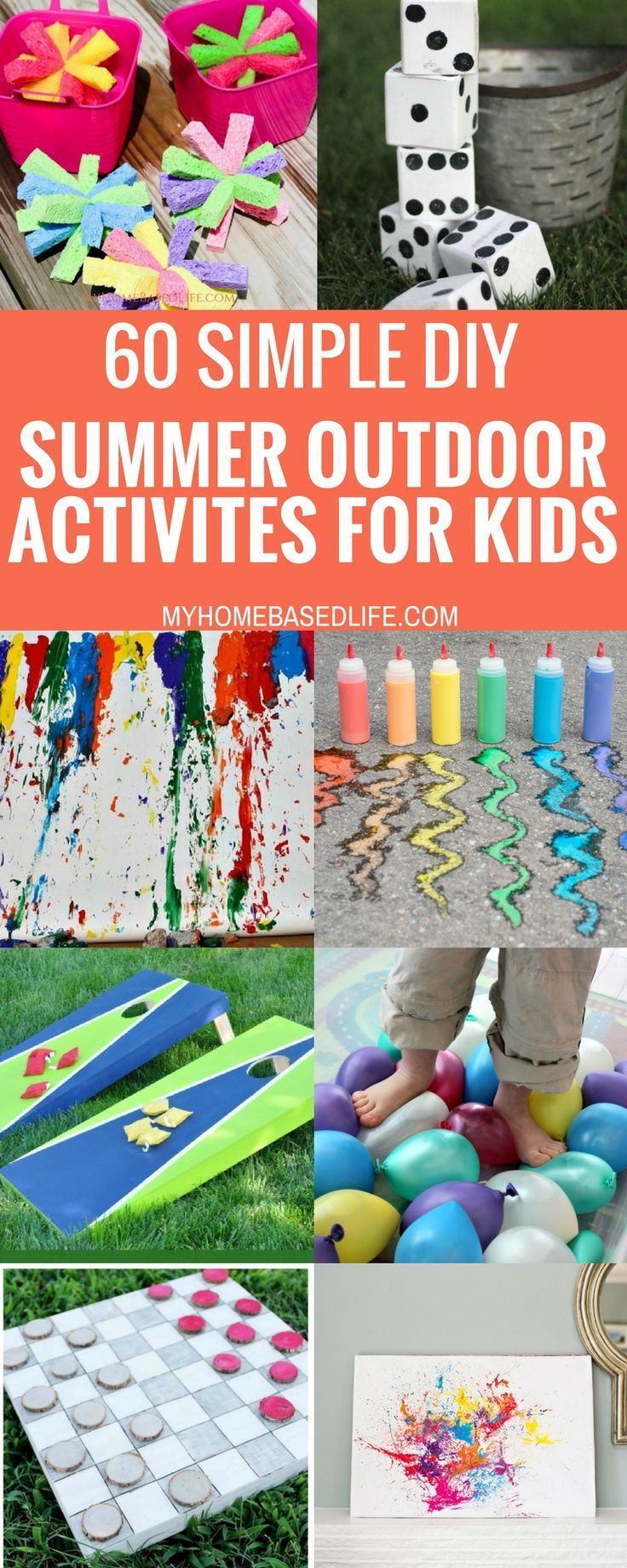 These 60 Swatches Of Kylie Cosmetic S Lip Kit Will Make: With These 60 Summer Outdoor Activities For Kids, You Will