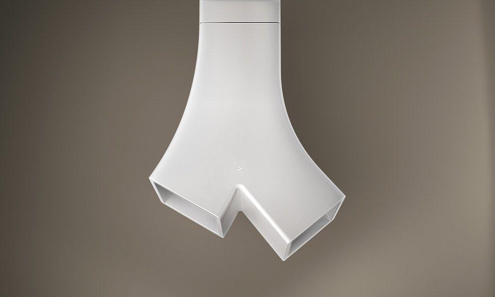 Cappe cappa ye da elica design fabrizio cris anno for Cappa cucina design