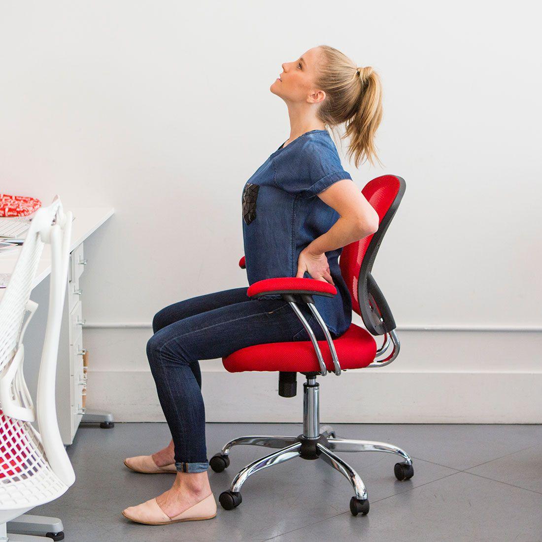Похудеть при сидячем режиме