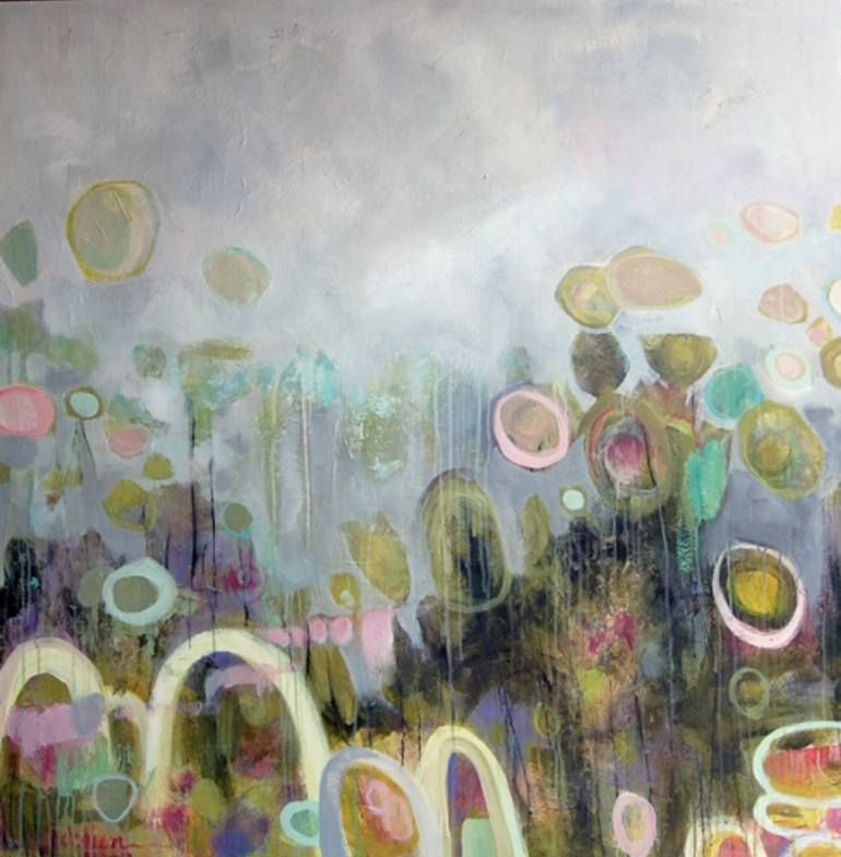 Artist of the Day: Annie O'Brien Gonzales. See more of her work on Saatchi Art: http://www.saatchiart.com/account/artworks/165243