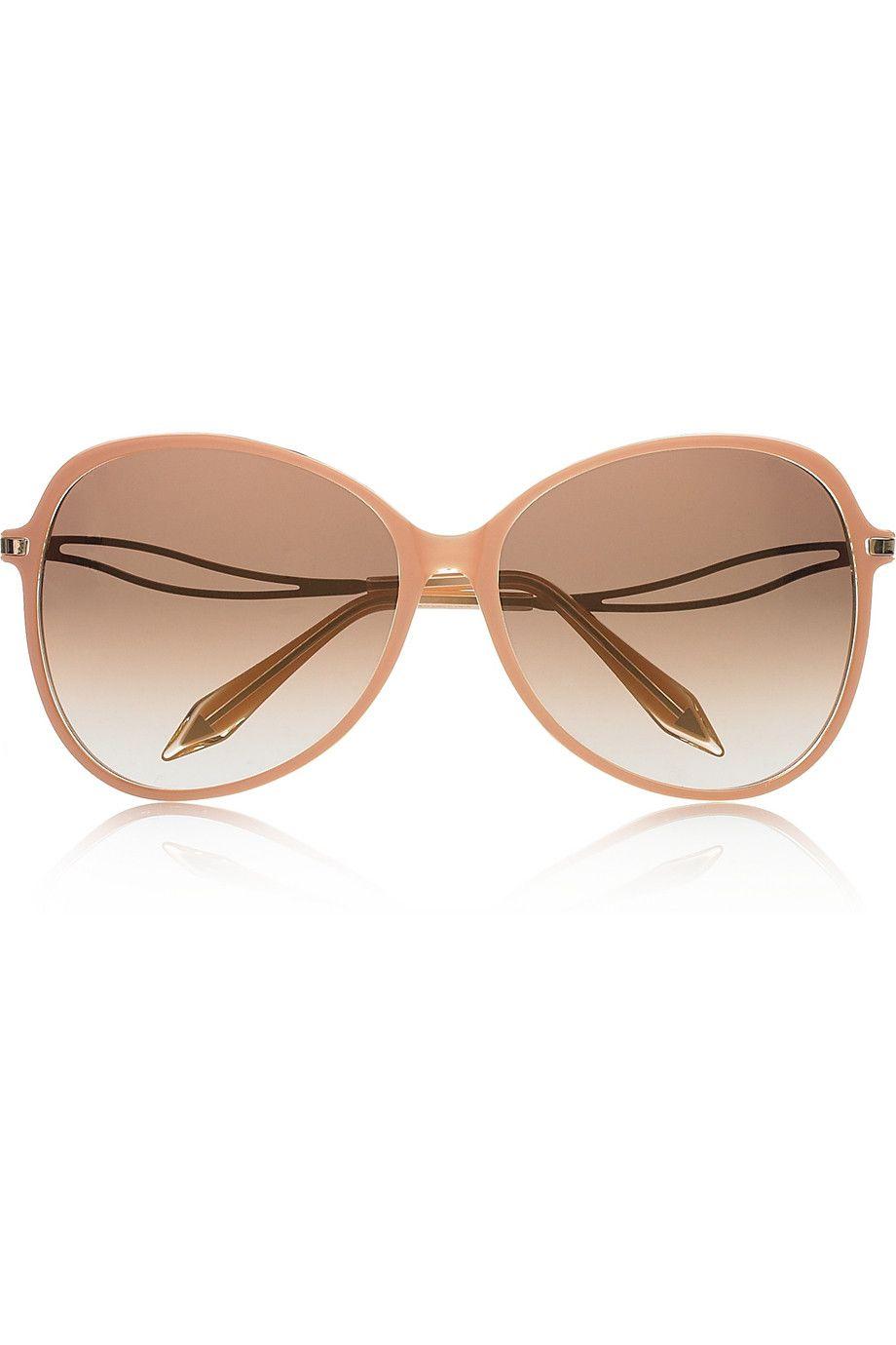 Victoria Beckham Butterfly D-frame Accoutrement, Victoria Beckham,  Monocles, Lunettes De Soleil a39dd2b336b1