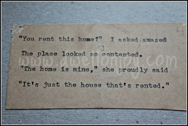 Renting Quote Perfect For My House Something To Remember Rent Quotes Rent