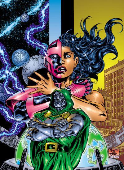 Doctor Doom (Victor von Doom) - Marvel Universe Wiki: The