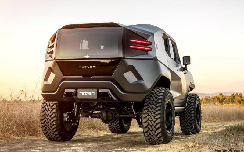 Https Www Suvdrive Com Rezvani Tank Rezvani Tank 2018 Fj Cruiser Big Trucks Toyota Fj Cruiser