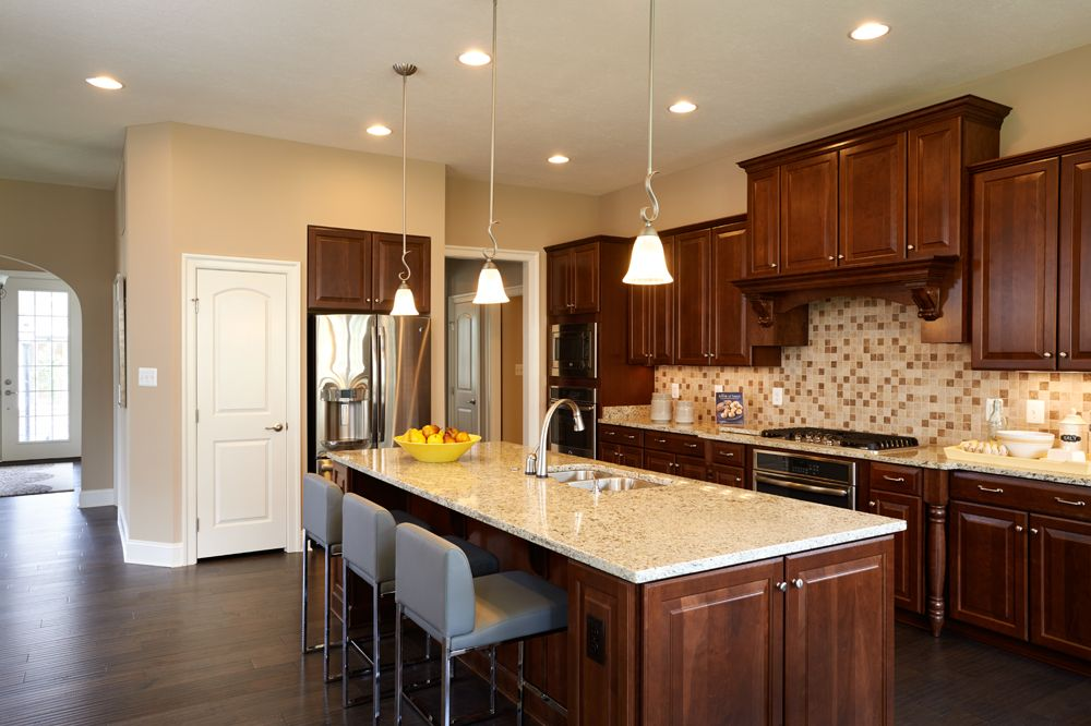The Abingshire | New Luxury Home Pittsburgh | Kitchen ...