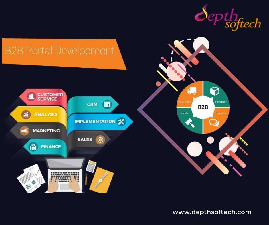 Depthsoftech B2B Portal is like the VIP ticket to next