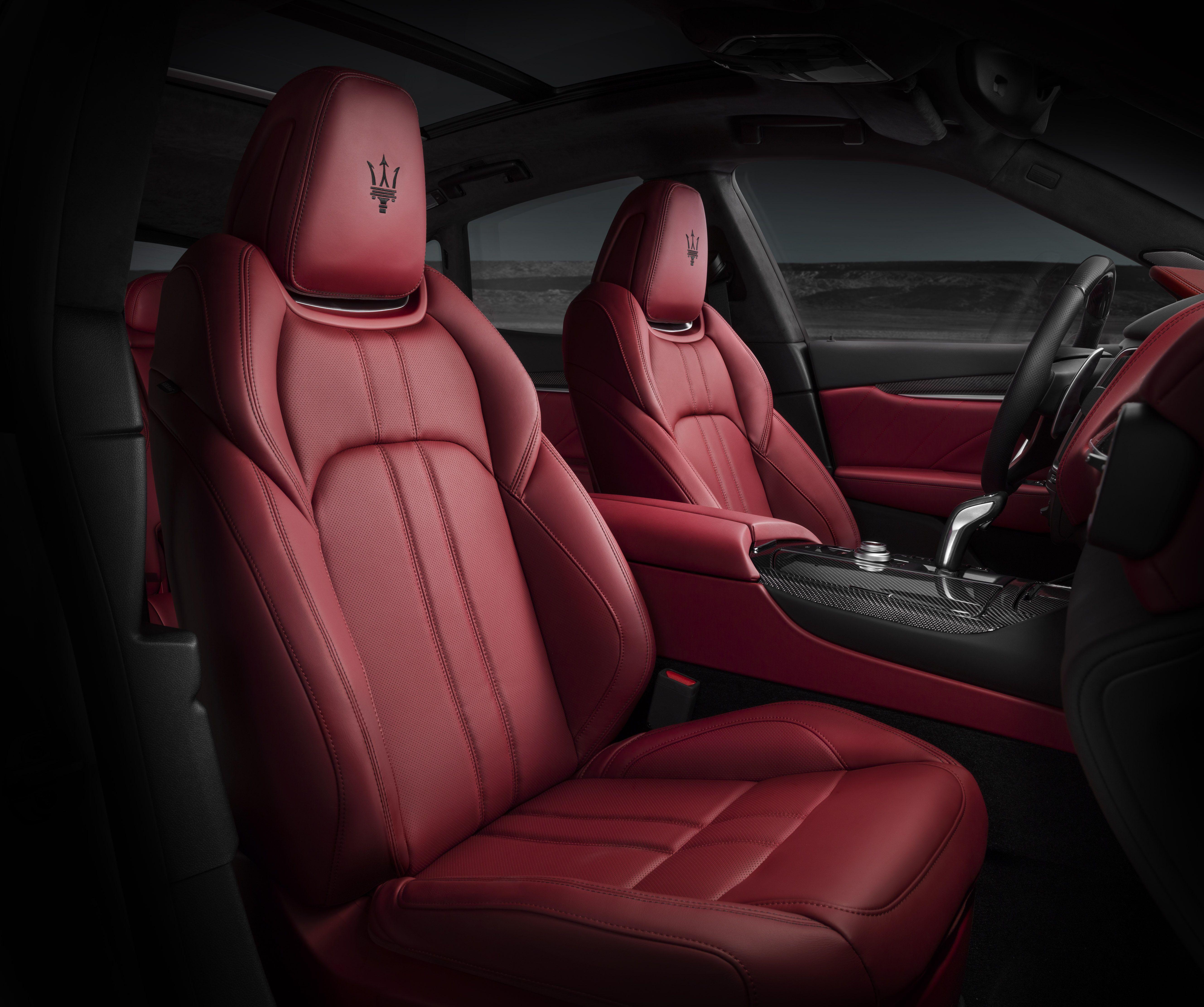 The Maserati Levante Supercar Performance Suv Comfort Maserati