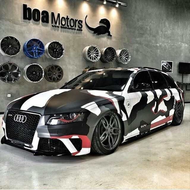 Pin By Ms Jasmin Torres On The Ride Audi Rs4 Car Wrap Vehicles