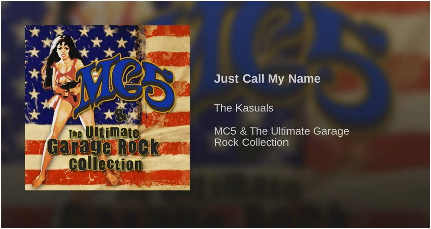 Mc5 the ultimate garage rock collection rock