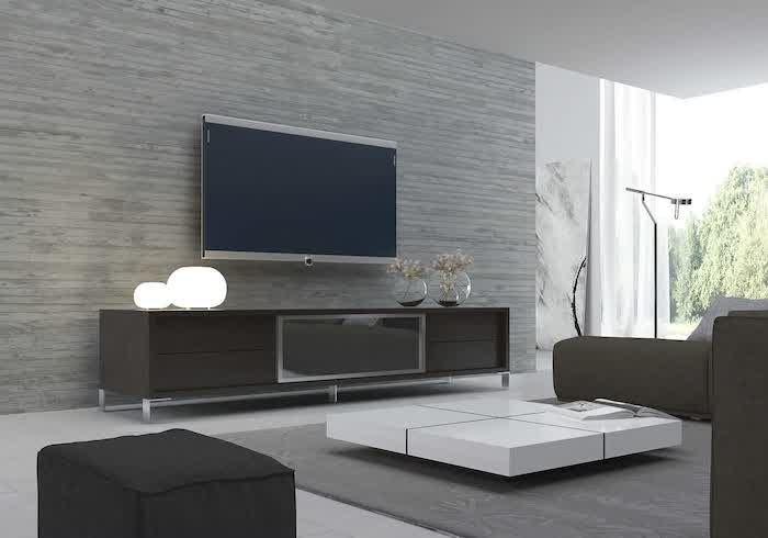 ▷ 1001 + Ideen für Fernsehwand Gestaltungen - Ideen und Tipps ...