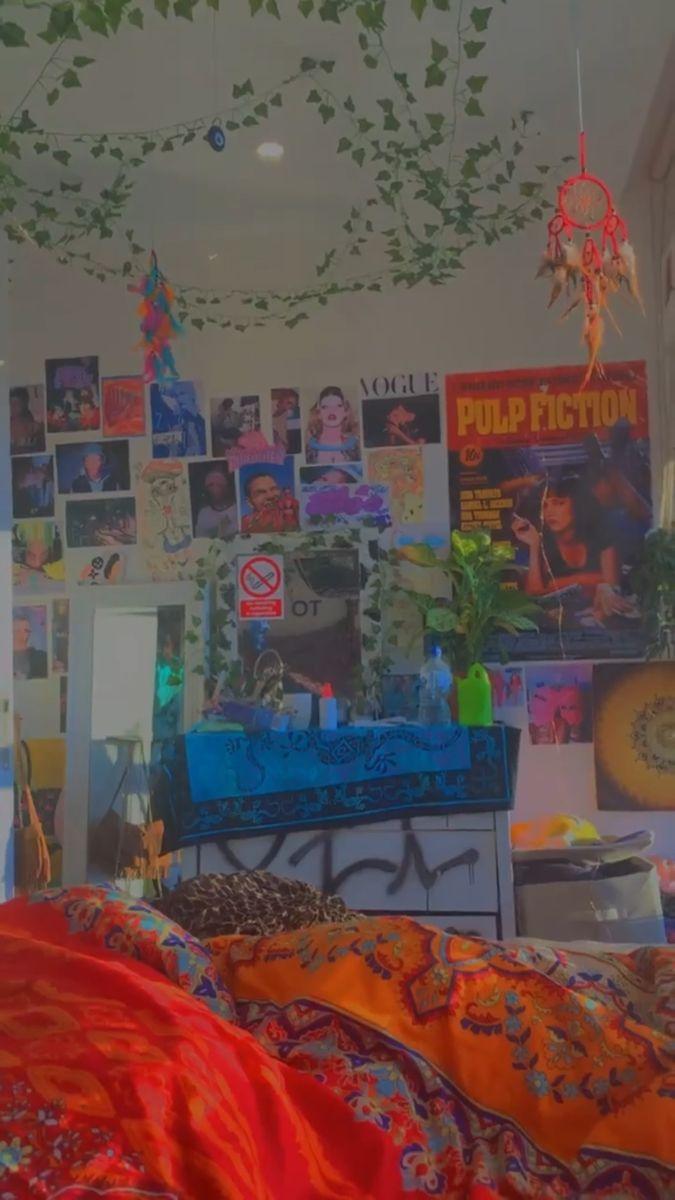 Pin By Jorjabrook On Wall Pics In 2020 Dreamy Room Dorm Room Diy Indie Room
