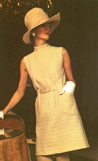Model by:Valentino.Italian Vogue,April 1969.