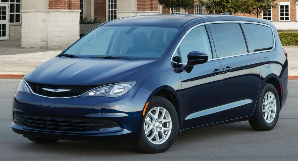 The 2021 Chrysler Voyager Wont Be Getting The Pacificas Facelift
