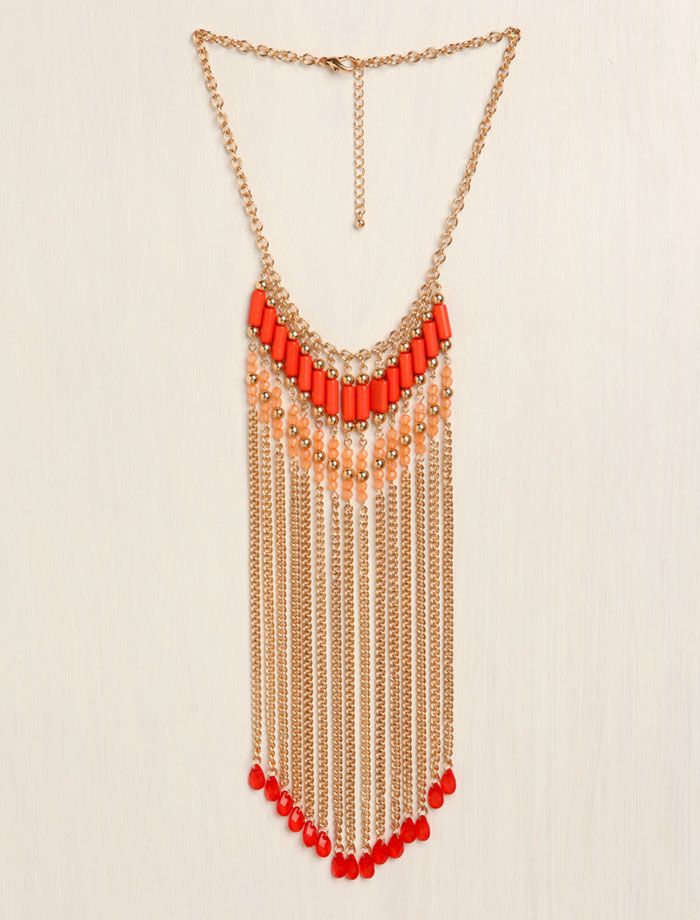 Haning Chains Necklace from LoveCulture $10