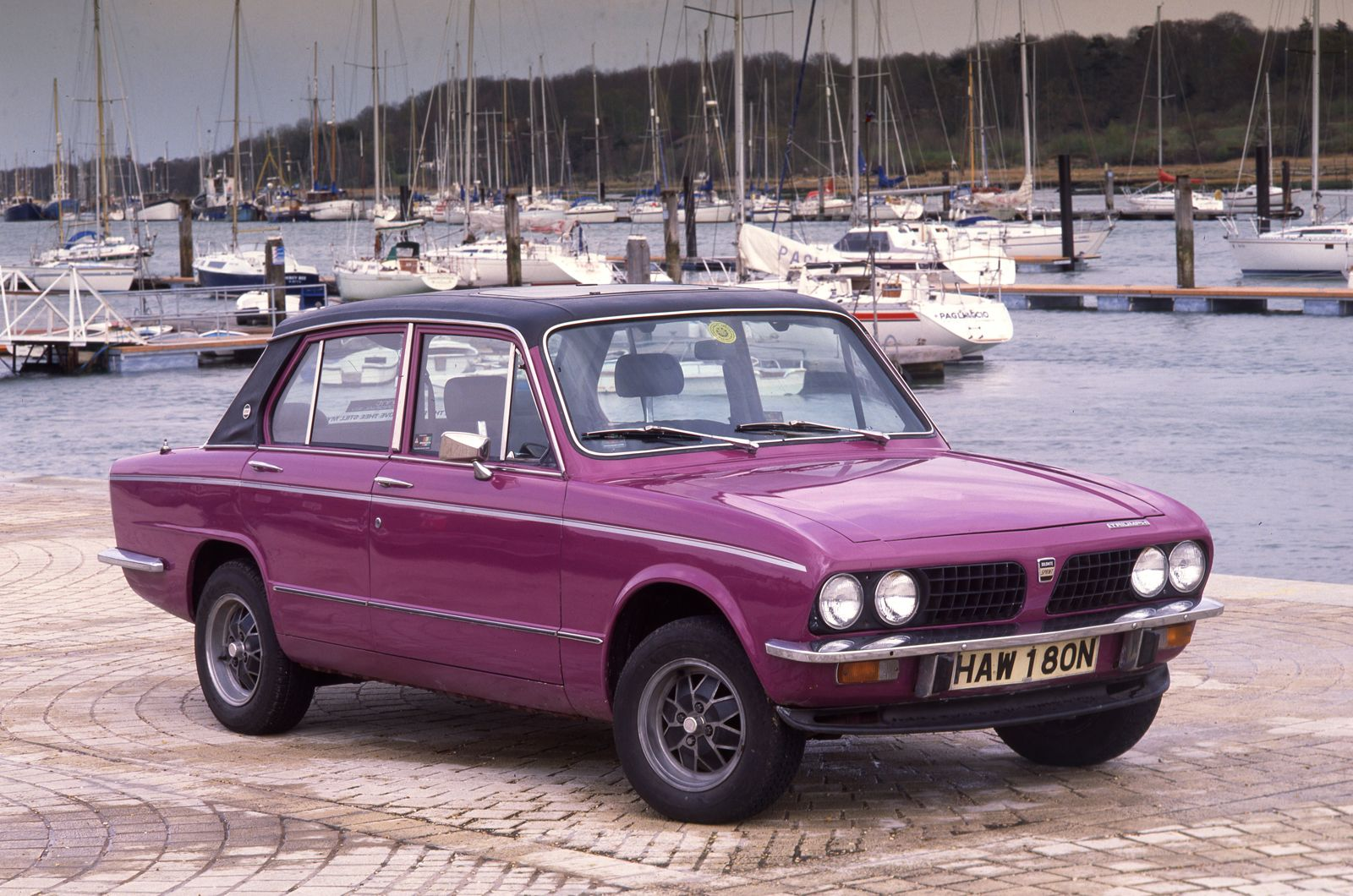 The top 100 best-ever British cars | Vintage Cars & Old School ...