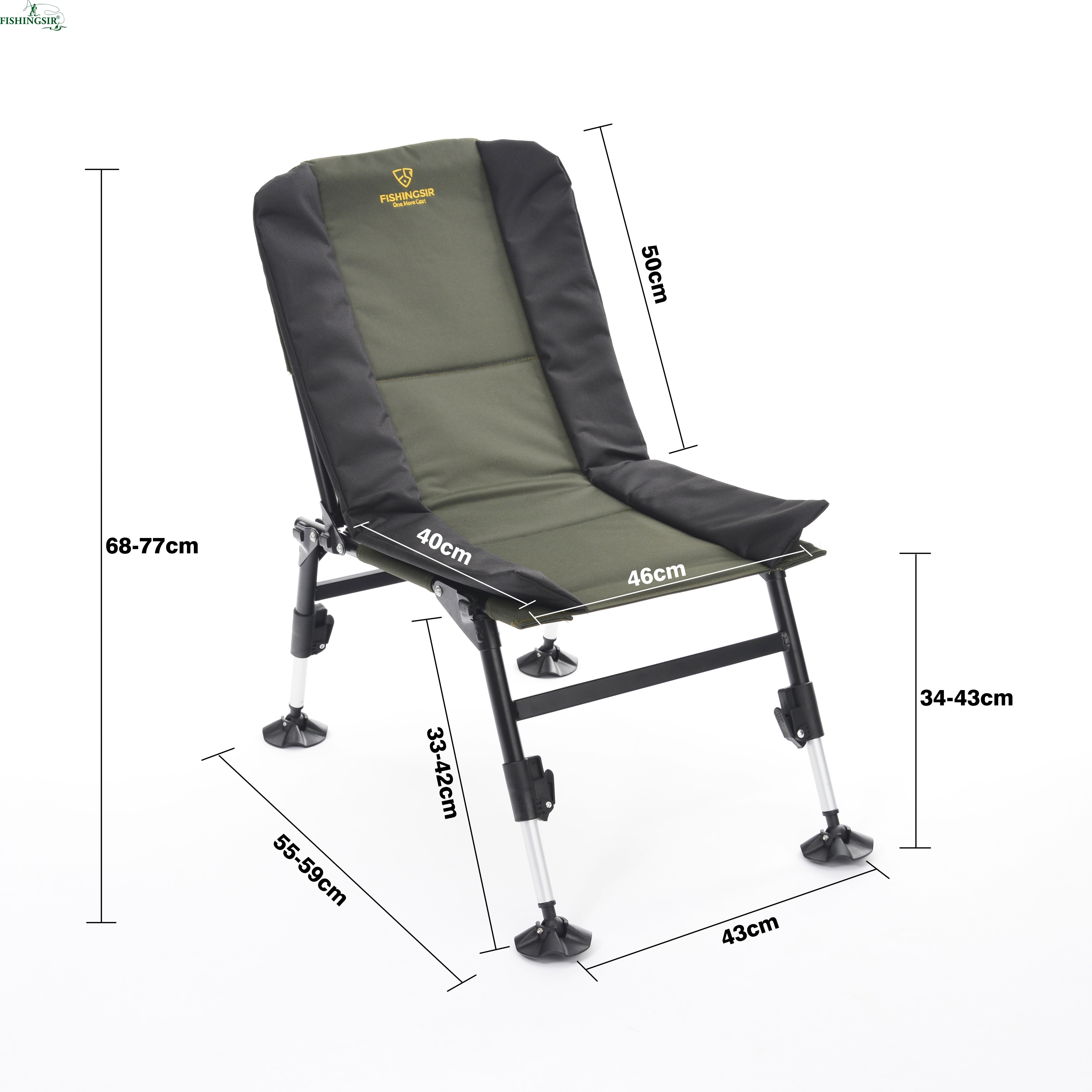 Picnic Chairs Outdoor Portable Ultimate Breathable Folding Picnic Fishing