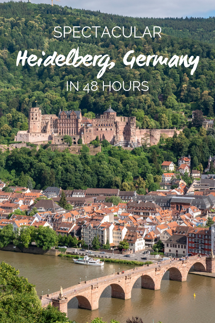 Spectacular Things to Do in Heidelberg Germany Travel