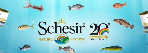 Concorso Schesir indovina il pesce e vinci prodotti per il tuo gatto