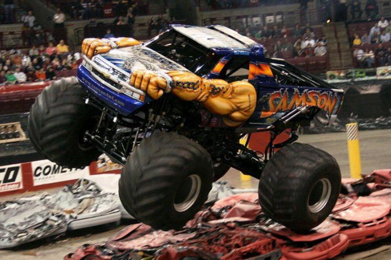 Strong Arm Monster Truck Monster Trucks Big Monster Trucks Trucks Bigfoot monster truck wallpaper