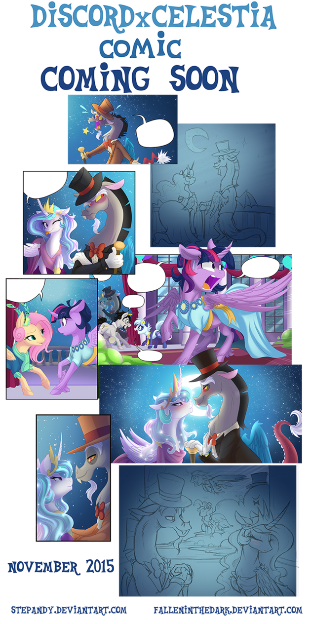 Discord Celestia Comic discord x celestia comic coming soon!falleninthedark on