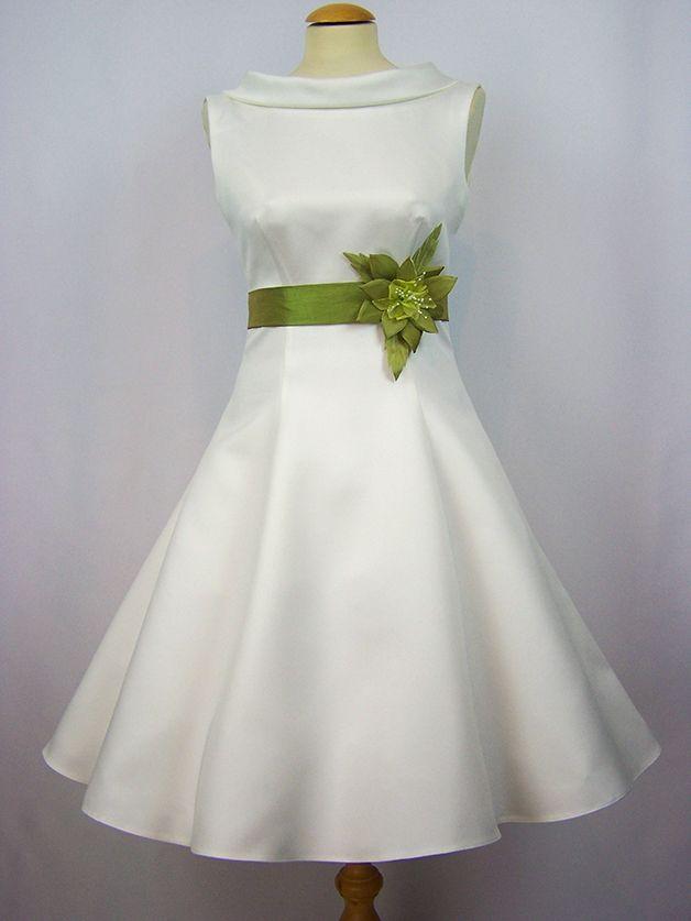 Hochzeitskleid A-Linien-Brautkleid | Brautkleid, Verlobung hochzeit ...