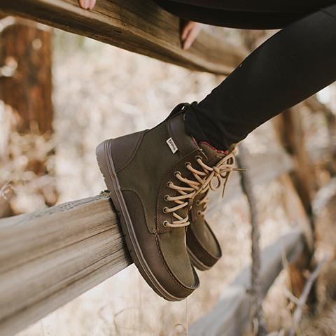 Boulder Boot | Damen, Zero Drop, Minimalistische Wanderschuhe | Lems - Lems Sho ... - Wandern Blog #winterboots