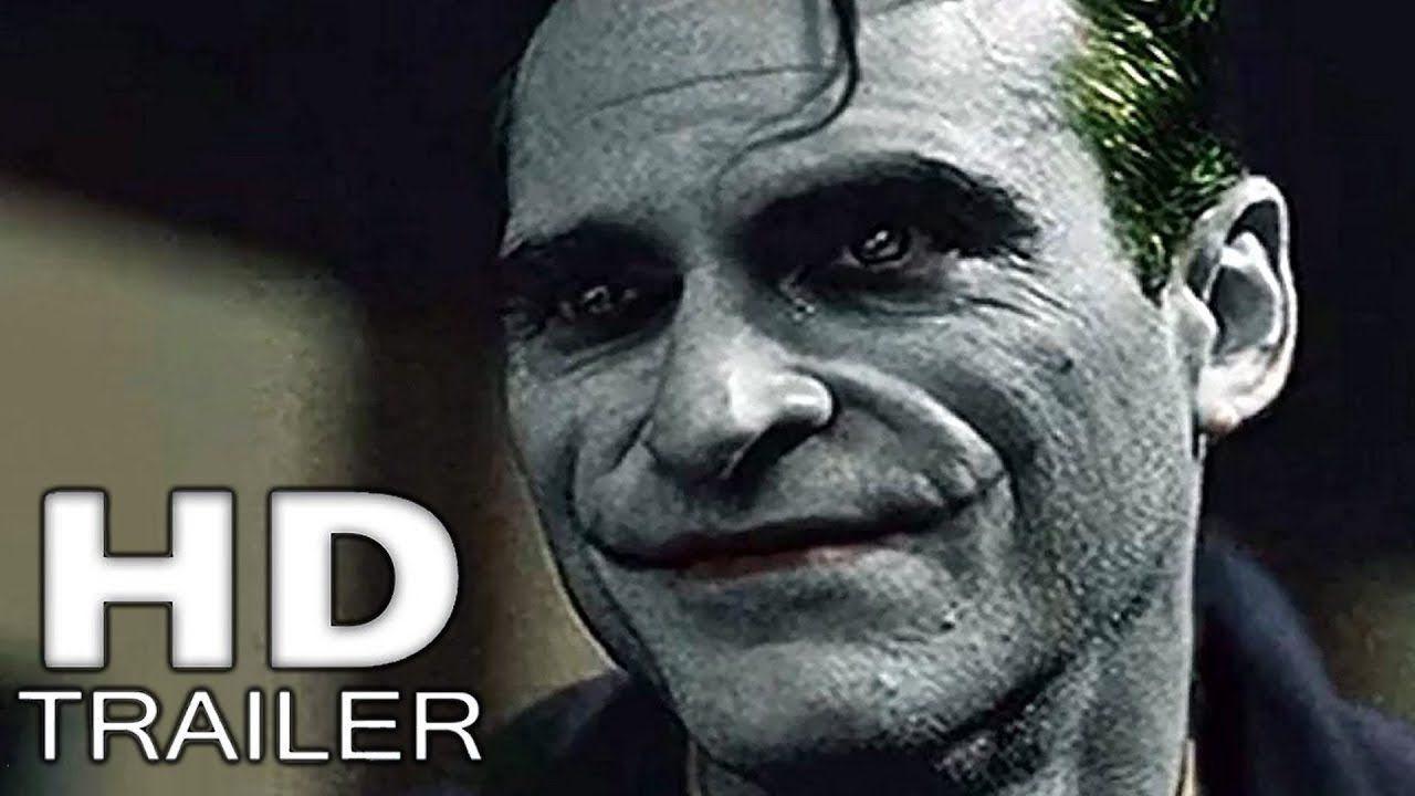 Wow O The Joker Teaser Trailer 2019 Joaquin Phoenix Dc Movie