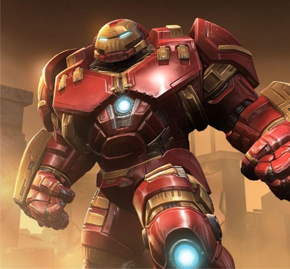 Marvel Avengers Iron Man Hulkbuster Armor