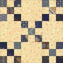 Single Irish Chain Quilt Patterns and Blocks | Patch quilt ... : double nine patch quilt - Adamdwight.com