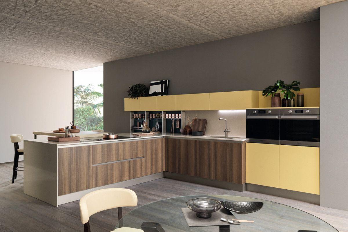 Sand - Cucine Moderne - Cucine - Febal Casa | KITCHEN ...