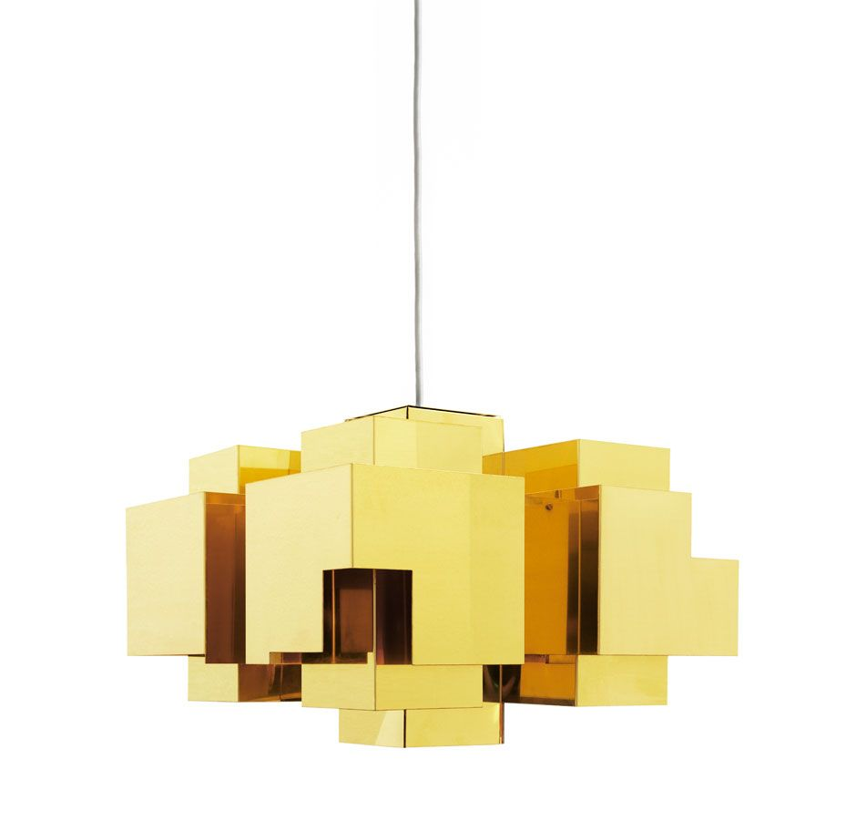 Amazing Suburban Skyline   Folkform The Lamp Is Inspired By The Architecture Of  Different Suburban Districts Of Great Ideas