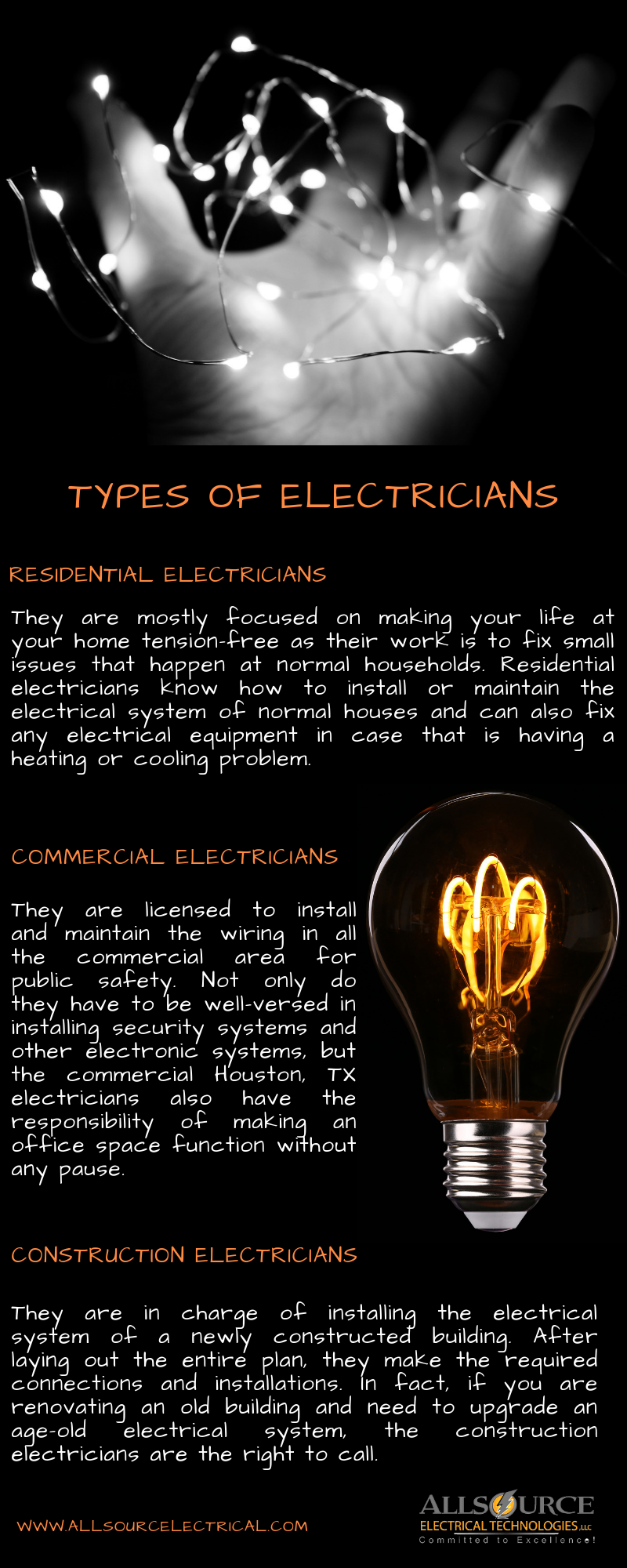 Houston Tx Electricians Electrician Electrical Jobs Electrician Services