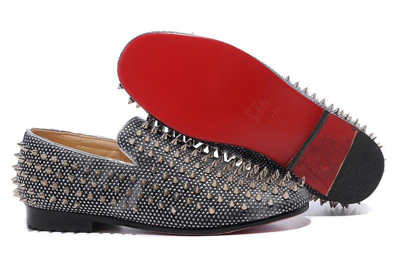 e217ae2a2bc3 christian louboutin men spike shoes shop christian louboutin mens ...