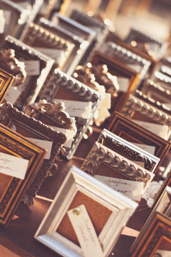 35 Vintage Frames Wedding Decor Ideas Wedding Favors Pinterest