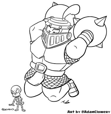 Resultado de imagem para clans of clans personajes para colorear ...