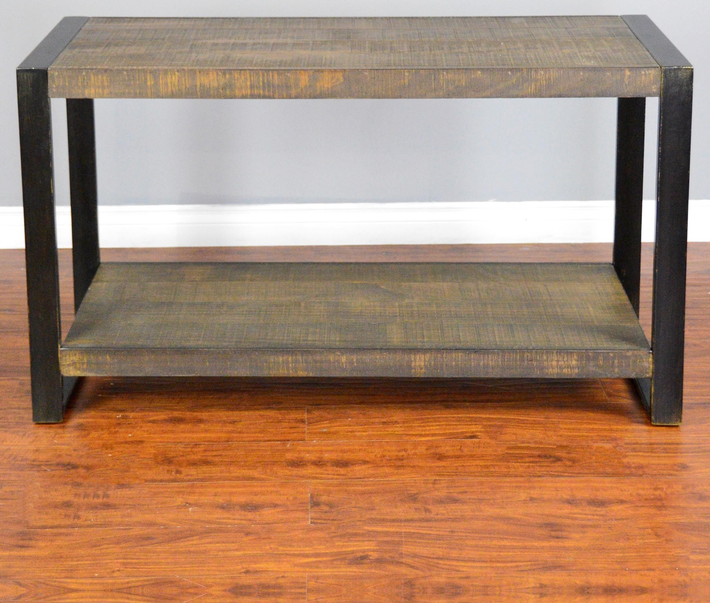 Durham sofa console table by sunny designs at virginia furniture durham sofa console table by sunny designs at virginia furniture market geotapseo Images