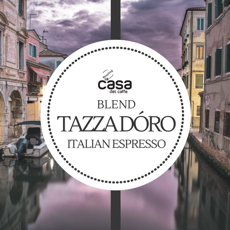 Tazza D'oro Italian style, Italian espresso, Espresso coffee