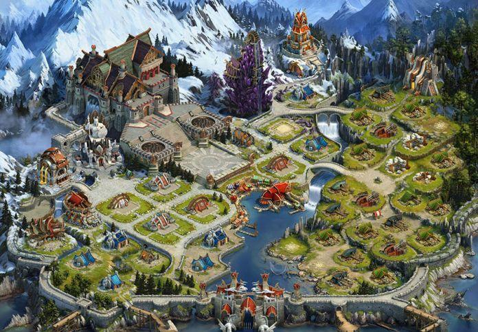 "Generateur ""Viking War of Clans"" mod code"