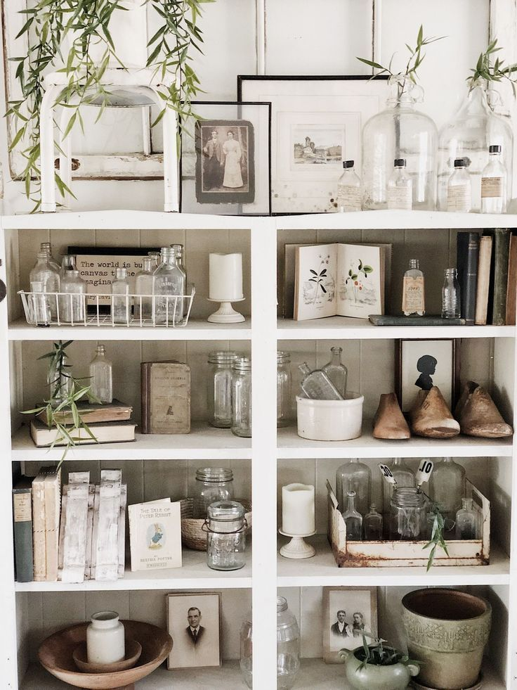 85 practical farmhouse style bookshelf ideas bookshelf