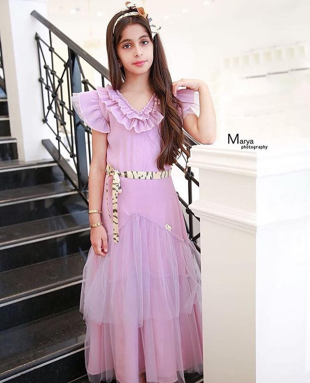 Pin By Amal Abdulla On ورد المحيسن Kids Dress Dresses Tulle Skirt