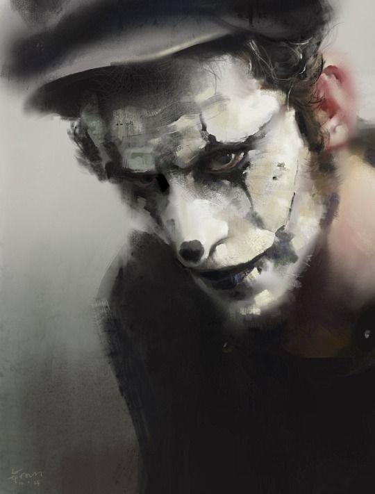 the joker by zhelong xu