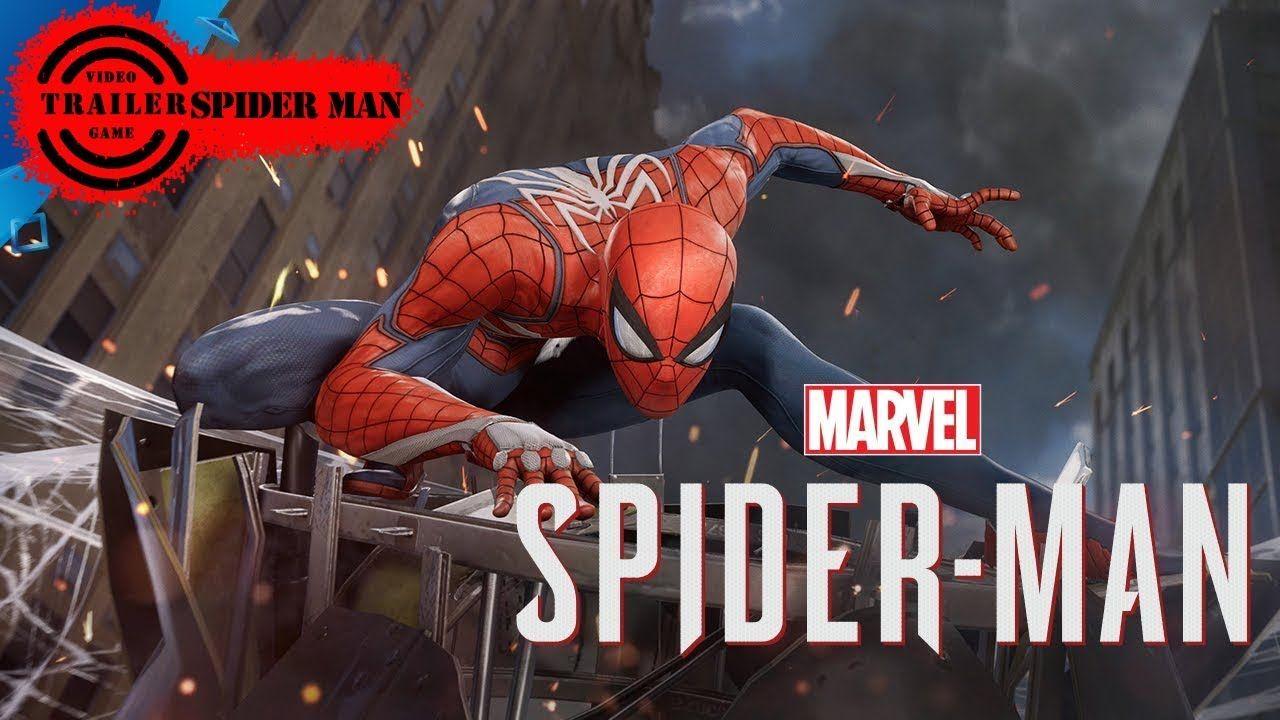 Marvels Spider Man | Trailer Marvels Spider Man trailer video games trailer  best video games 2019 best video games 2… | Spiderman ps4, Spiderman,  Historia de marvel
