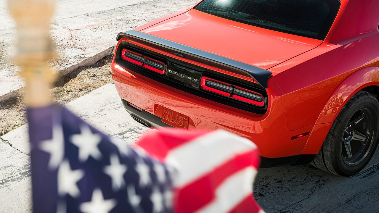 Fox News The 2020 Dodge Challenger Srt Super Stock Is The Most Powerful American Car In 2020 Dodge Challenger Srt Challenger Srt Dodge Challenger