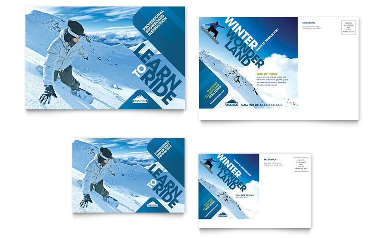 travel agency postcards - Google Search Poster\/postcard - postcard template word