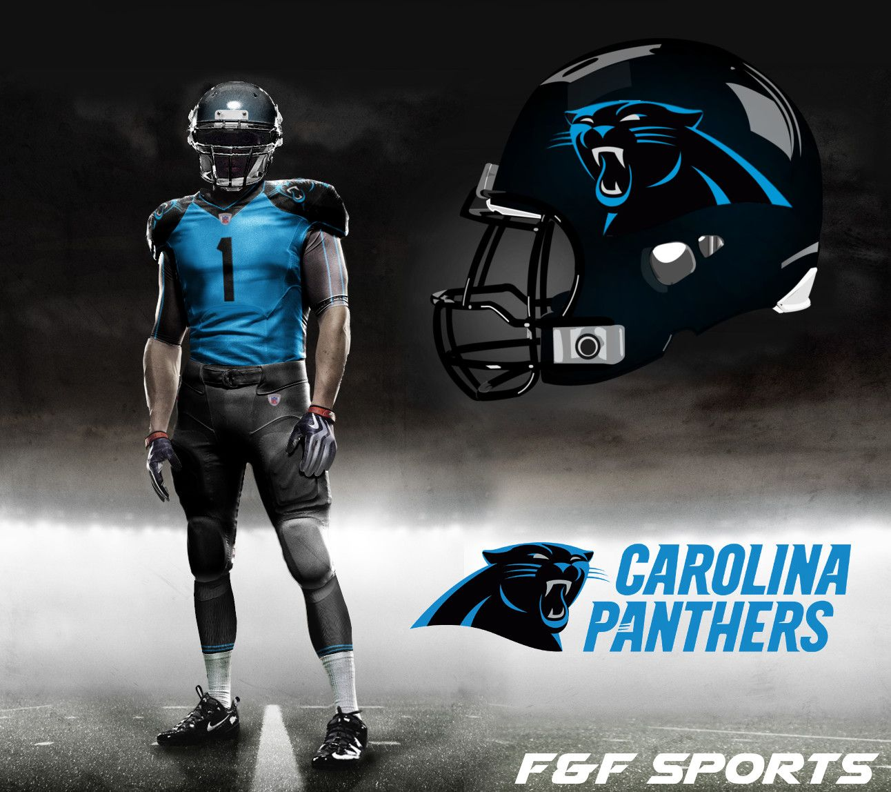 Carolina Panthers Uniform Duck Bank