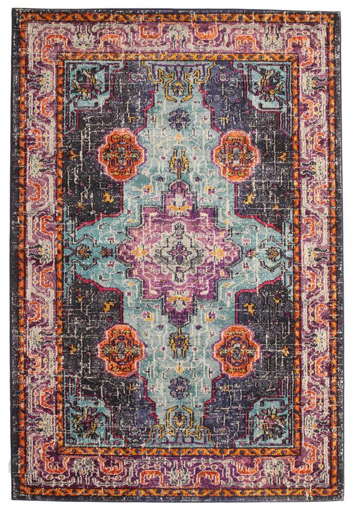 Roksana Rug Rvd16165 Hebben Rugs Carpet Bohemian Rug