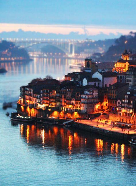Porto Portugal Porto City Beautiful Places Places To